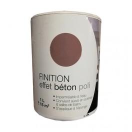Finition Effet Béton Poli MDV