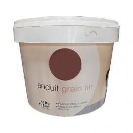 Enduit Grain fin MDV Cendre