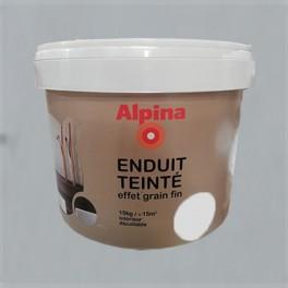 ALPINA Enduit Teinté effet grain fin Grège