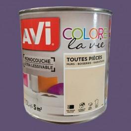 AVI Colore la Vie Peinture Toutes pièces Sirop de violette