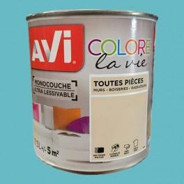 AVI Colore la Vie Peinture Toutes pièces Menthe à l'eau