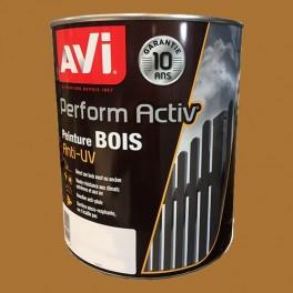 AVI Peinture Perform Activ Bois Ton bois