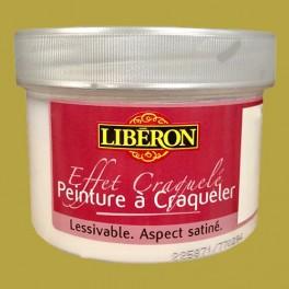 LIBÉRON Effet craquelé 0,25L Vert Jade