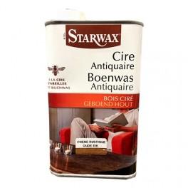 STARWAX Cire antiquaire 500ml Chêne rustique