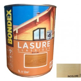 BONDEX Lasure Classique 4 ans Incolore