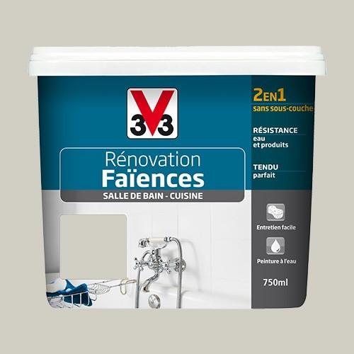 V33 Rénovation Faïences Lin Satin
