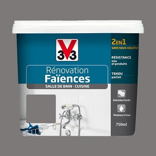 V33 Rénovation Faïences Seigle Satin