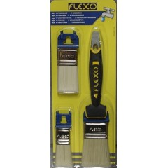 FLEXO Pinceau + Recharges spécial Acrylique