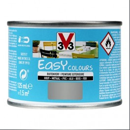 V33 Peinture Easy Colours Aluminium