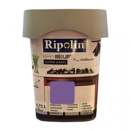 RIPOLIN Peinture Esprit Récup' Cuisine & Bain Prune