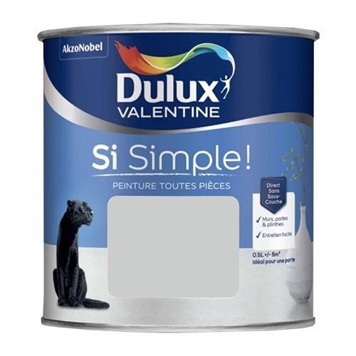 Dulux Valentine Peinture Si Simple! Le Gris clair