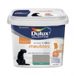 Dulux Valentine Peinture Simple & Déco Meubles Gris chaud