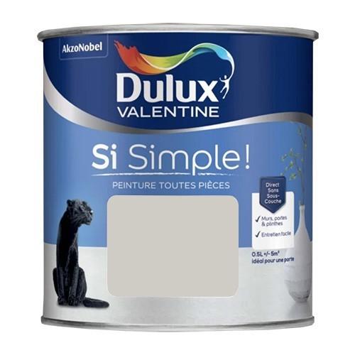 Dulux Valentine Peinture Si Simple! Le Lin