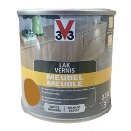 V33 Vernis Meuble Chêne rustique satin
