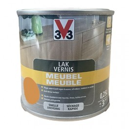 V33 Vernis Meuble Chêne moyen satin