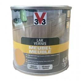 V33 Vernis Meuble Chêne clair satin