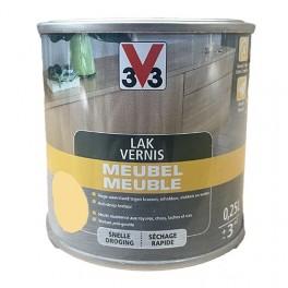 V33 Vernis Meuble Incolore Mat