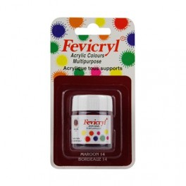 AMT Fevicryl Tous Supports 15mL Maroon (AC1514)