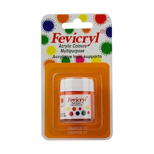 AMT Fevicryl Tous Supports 15mL Orange (AC1517)