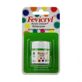 AMT Fevicryl Tous Supports 15mL Vert Feuille (AC1534)