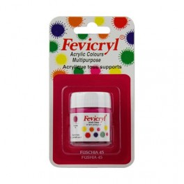 AMT Fevicryl Tous Supports 15mL Fushia (AC1545)