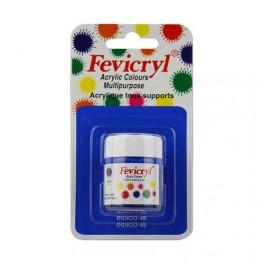 AMT Fevicryl Tous Supports 15mL Indigo (AC1548)