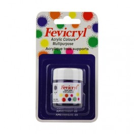 AMT Fevicryl Tous Supports 15mL Amethyste (AC1549)