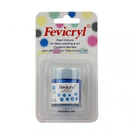 AMT Fevicryl Tous Supports 15mL Pearl Blue (ACP305)
