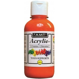 AMT Fevicryl Acrylique éducative & créative Orange (ACE204)