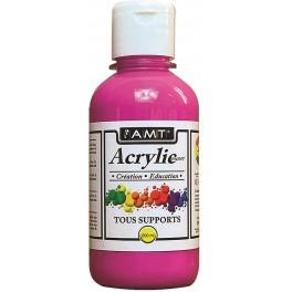 AMT Fevicryl Acrylique éducative & créative Rose (ACE207)
