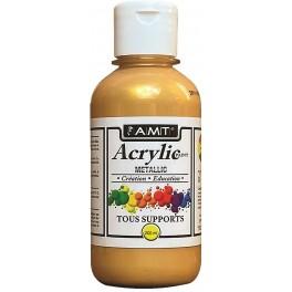 AMT Fevicryl Acrylique éducative & créative Or Métallisé (ACE260)