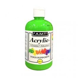 AMT Fevicryl Acrylique éducative & créative Vert (ACE06)