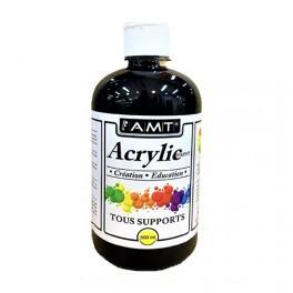 AMT Fevicryl Acrylique éducative & créative Noir (ACE02)