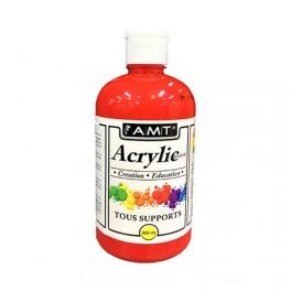 AMT Fevicryl Acrylique éducative & créative Rouge (ACE03)