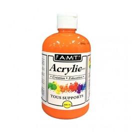 AMT Fevicryl Acrylique éducative & créative Orange (ACE07)