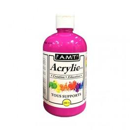AMT Fevicryl Acrylique éducative & créative Rose (ACE08)