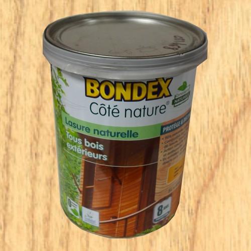 Lasure Bondex Ct Nature  Ans Tous Bois Extrieur L Incolore