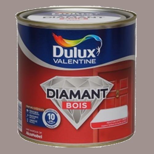 Peinture DULUX VALENTINE Diamant Bois Terre Cendrée pas cher en ligne # Peinture Pas Cher Pour Bois