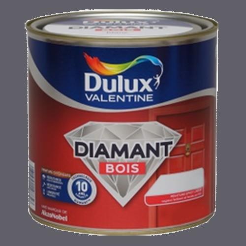 peinture dulux valentine diamant bois gris anthracite pas cher en ligne. Black Bedroom Furniture Sets. Home Design Ideas