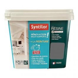 Peinture de Rénovation Multi-supports Syntilor Poivre gris