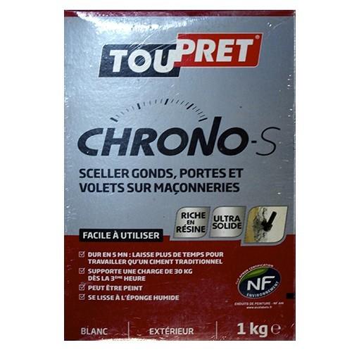 Toupret Chrono-S (poudre) 1kg
