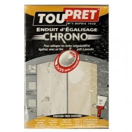 Toupret enduit d'égalisage CHRONO 1kg