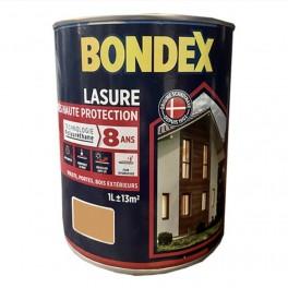 Lasure BONDEX Très Haute Protection 8 ans Polyuréthane Chêne doré