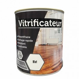 Vitrificateur RECA Batir Incolore Mat