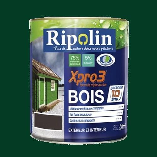 ripolin peinture xpro3 bois vert basque pas cher en ligne. Black Bedroom Furniture Sets. Home Design Ideas