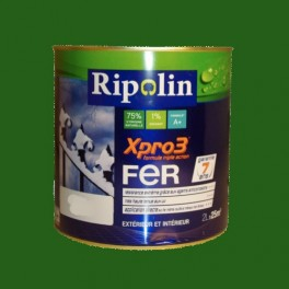 RIPOLIN Xpro3 Fer Vert printemps