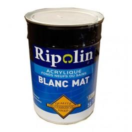 Achat vente peinture blanche pour murs et plafonds pas cher peinture destock for Peinture de qualite