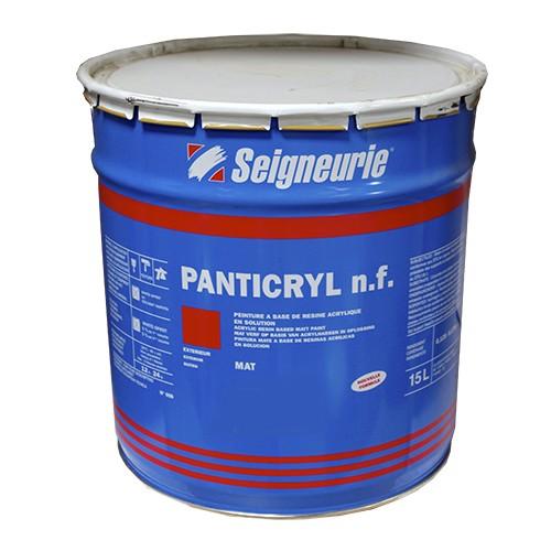 Seigneurie peinture panticryl blanc 15l pas cher en ligne - Rendement peinture seigneurie ...