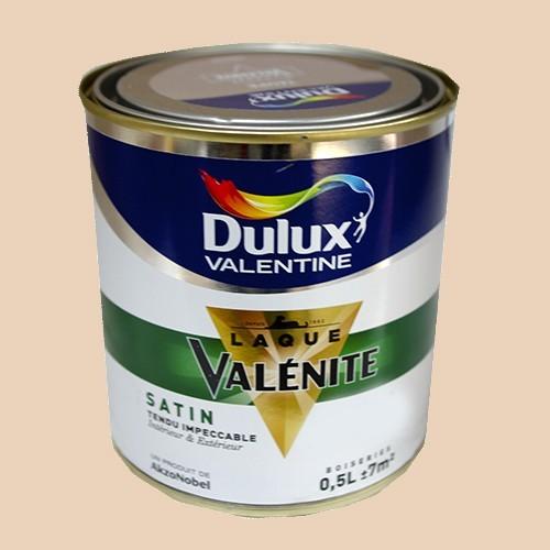 DULUX VALENTINE Laque Valénite Satin Coquille d'oeuf