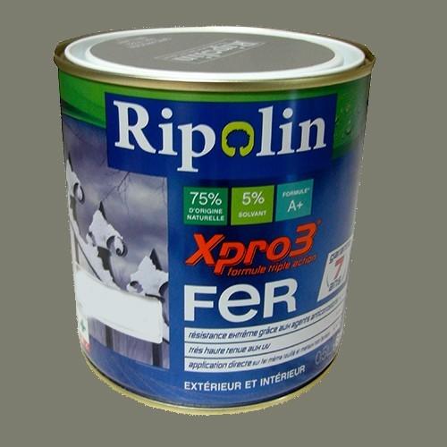 RIPOLIN Xpro3 Fer Gris ardoise